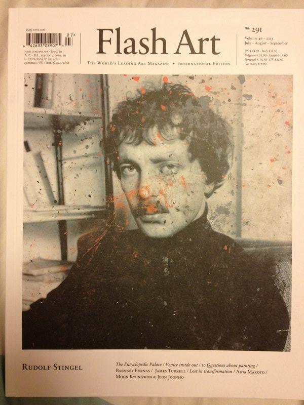 Flash Art: The World's LEading Art Magazine