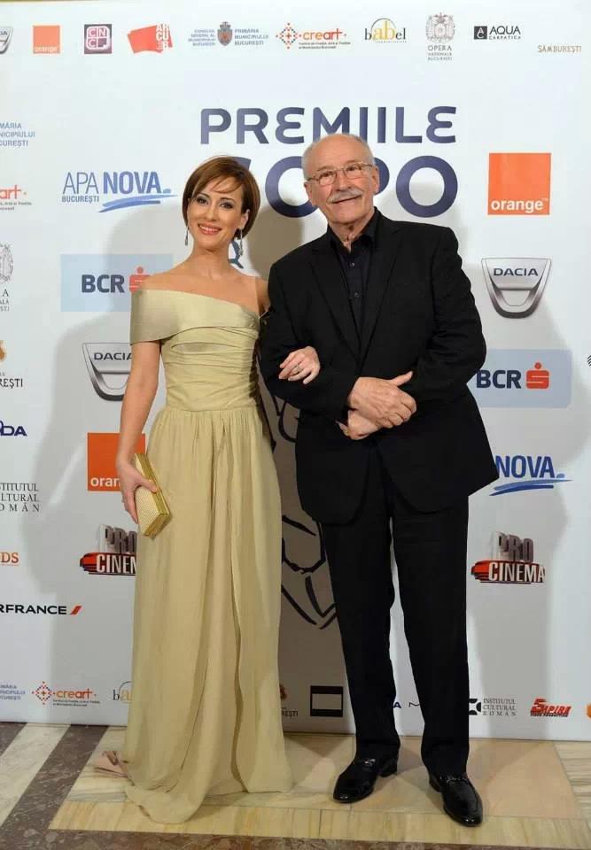 Medeea Marinescu si Victor Rebenciuc 2014